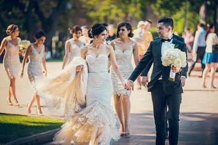 Liliana & Tommy Wedding Photography