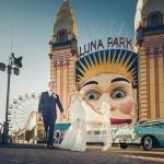 TIFFANY and IVAN, Luna Park-1