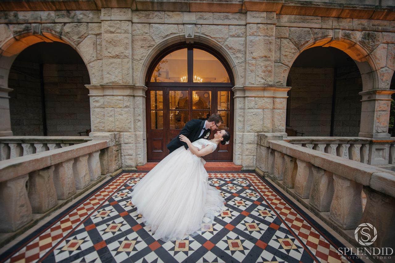Curzon Hall Wedding: Melissa and Roderick - 28