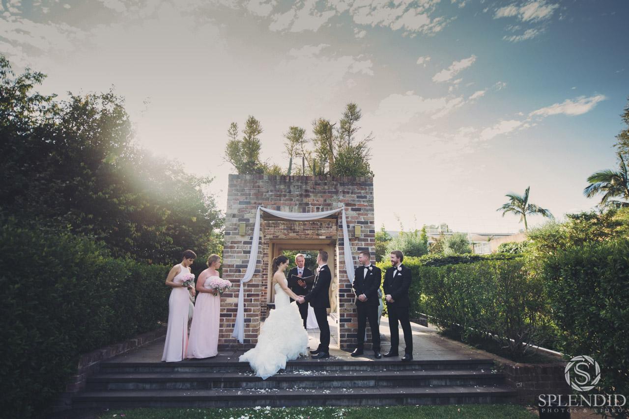 Eden Garden Wedding: Sarah and Arran - 19