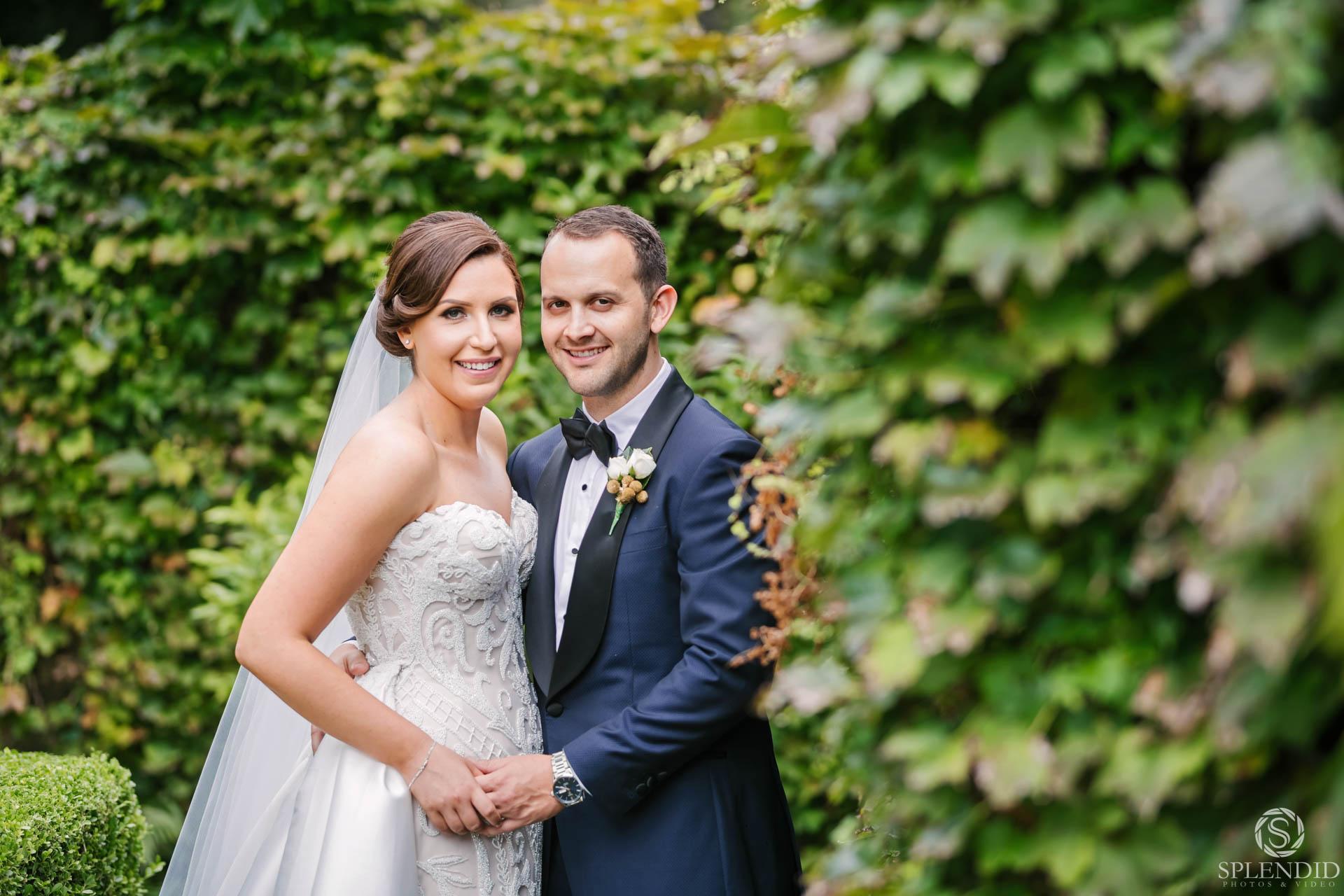 Ivy Ballroom Wedding: Amy and Julien - 1