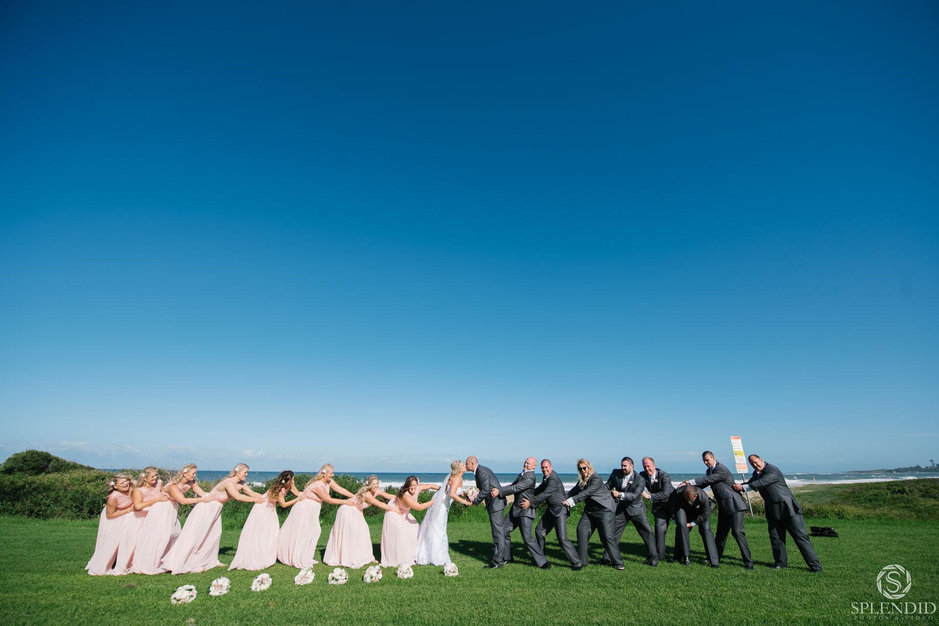 Panorama House Wedding : Kelly and Ryan - 1