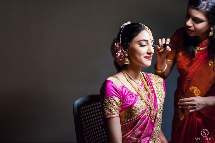 Three Days Indian Wedding: Shiranei & Vebooshan 9
