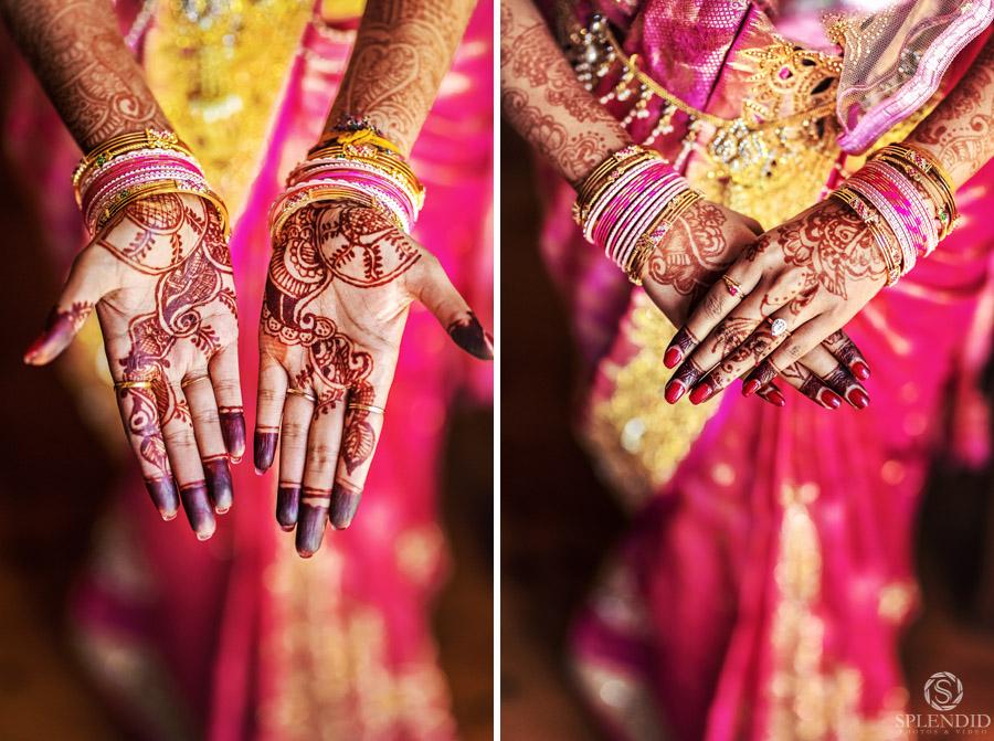 Three Days Indian Wedding: Shiranei & Vebooshan 10
