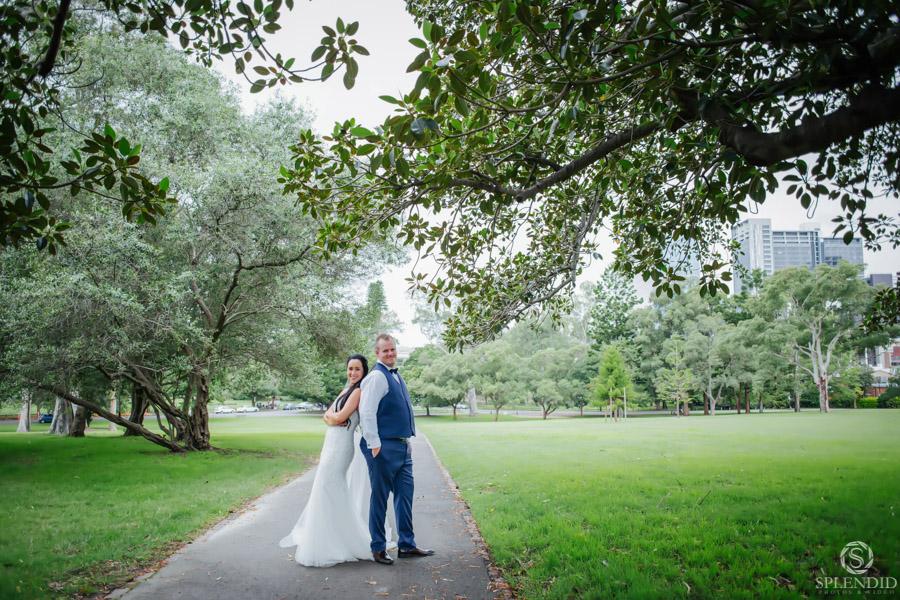 The Hills Lodge Hotel Wedding: Cristina and Scott - 1