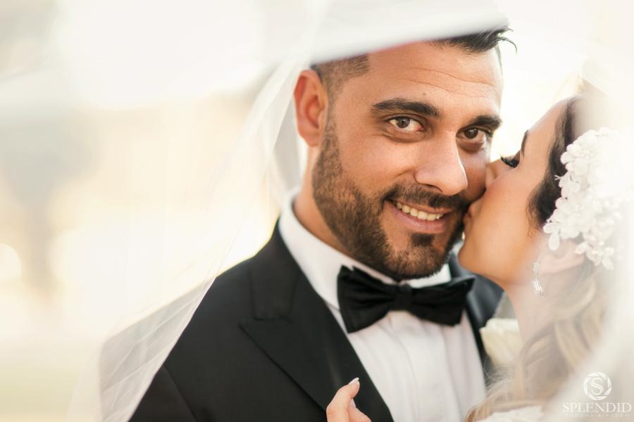 Conca D'oro Wedding: Justine & Dimitri 2