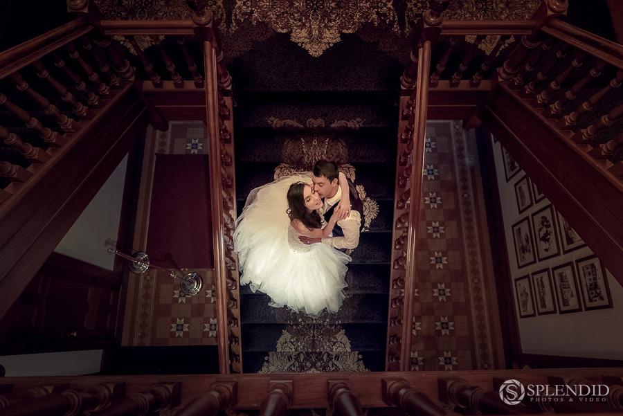 Laura and Francesco at Curzon Hall Wedding-1