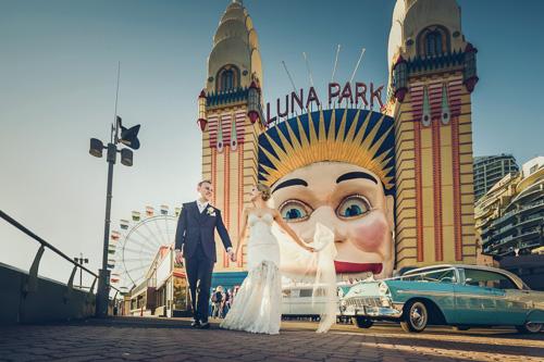 TIFFANY and IVAN, Luna Park-2