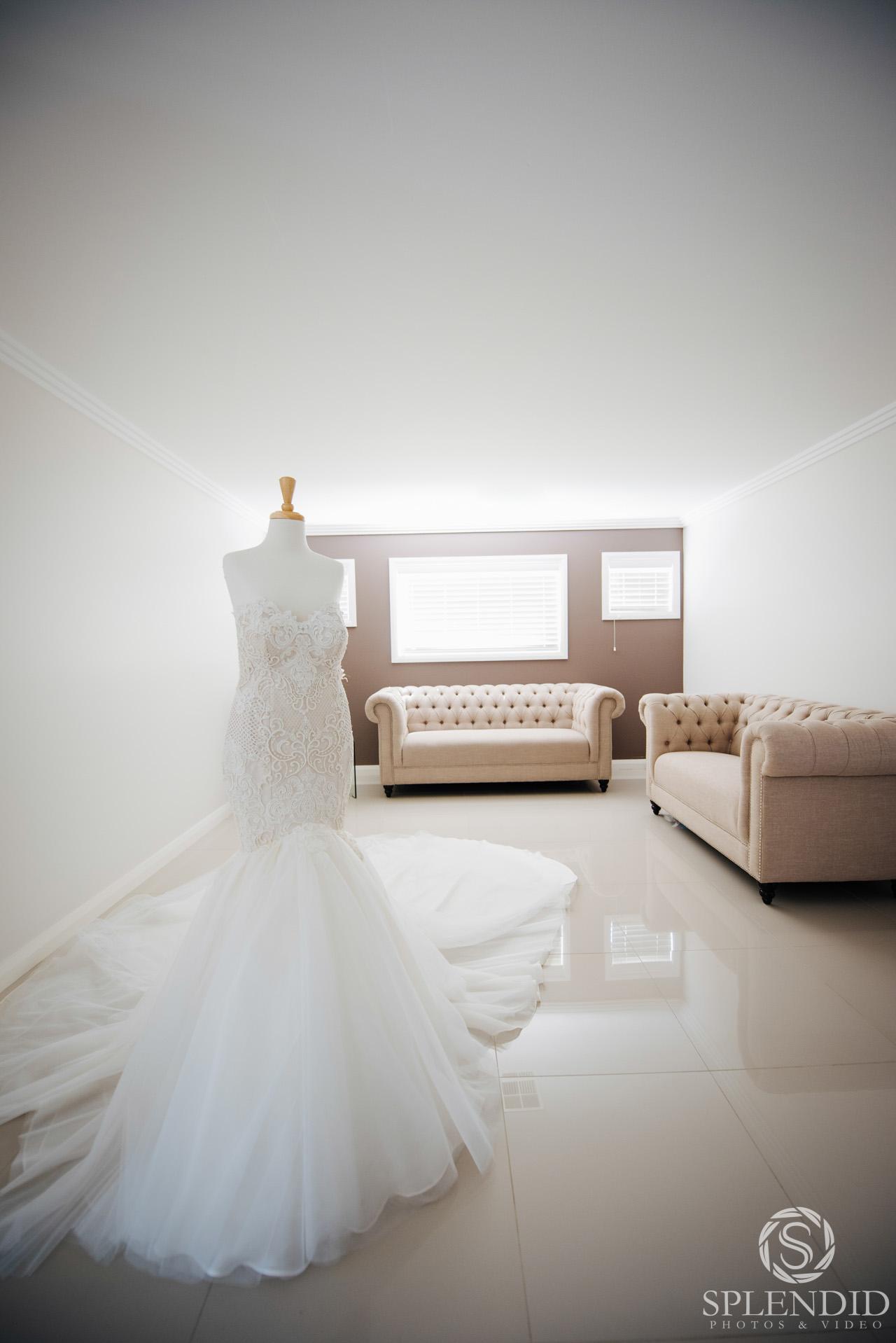 L'aqua Wedding: Irene & George 11