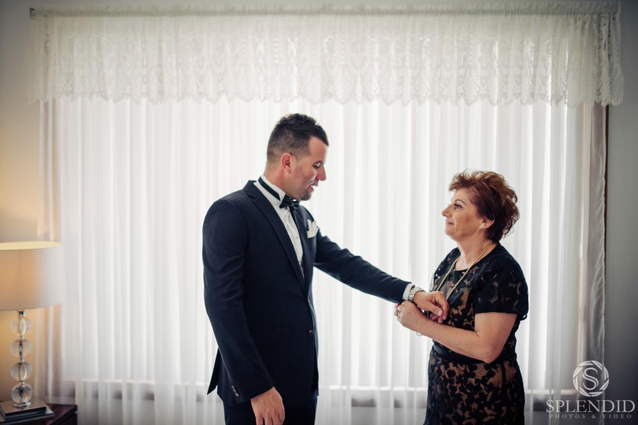 L'aqua Wedding: Irene & George 6