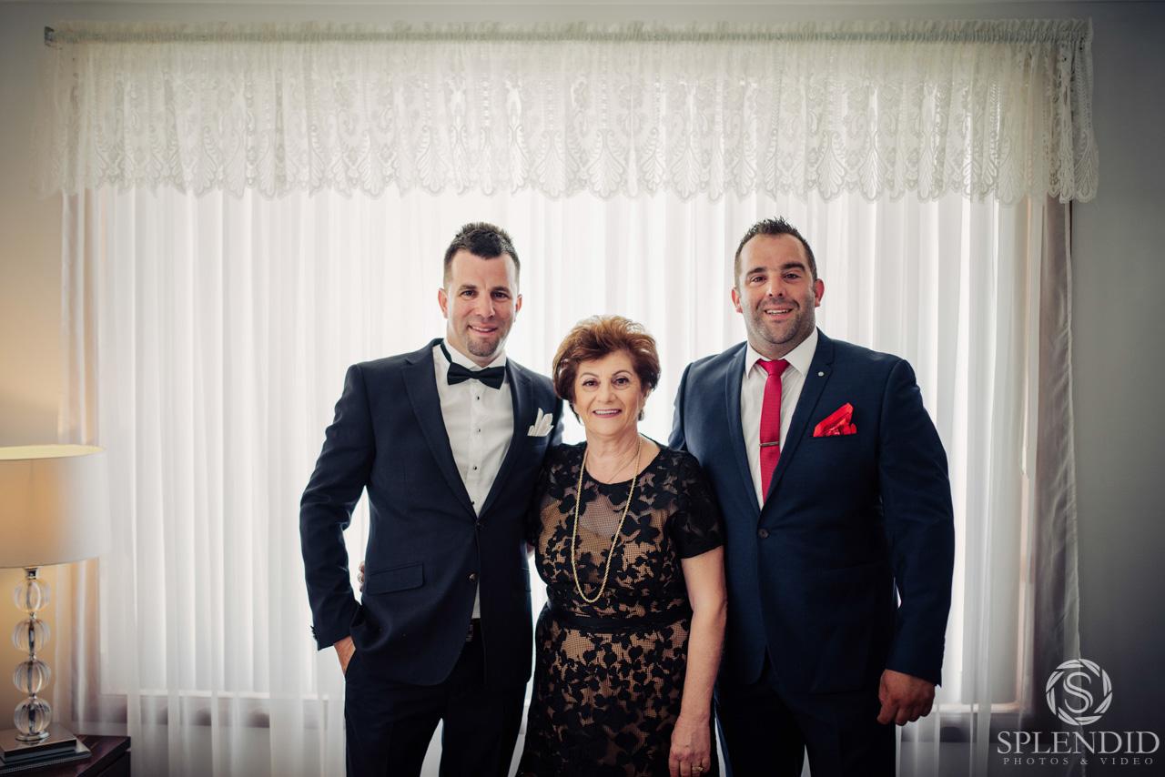 L'aqua Wedding: Irene & George 8
