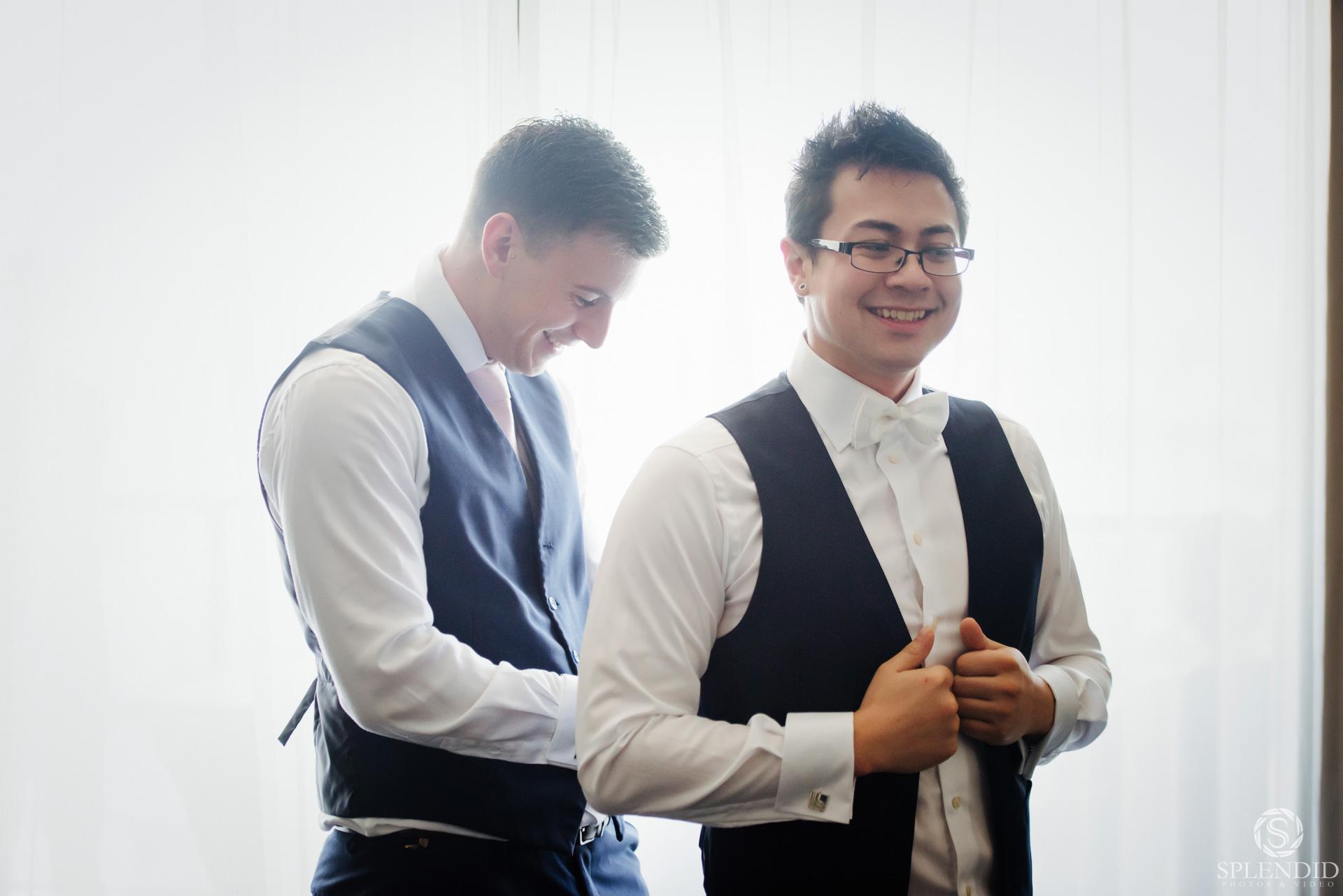 L'Aqua Wedding: Krisdelle & Daniel 6