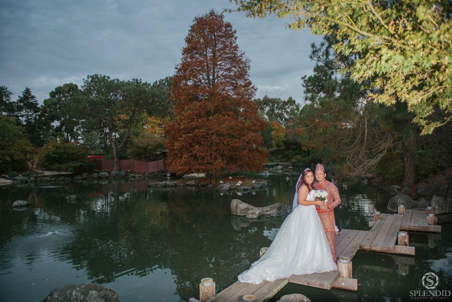 Bardali Function Centre Wedding: Sheree & Rabin 1