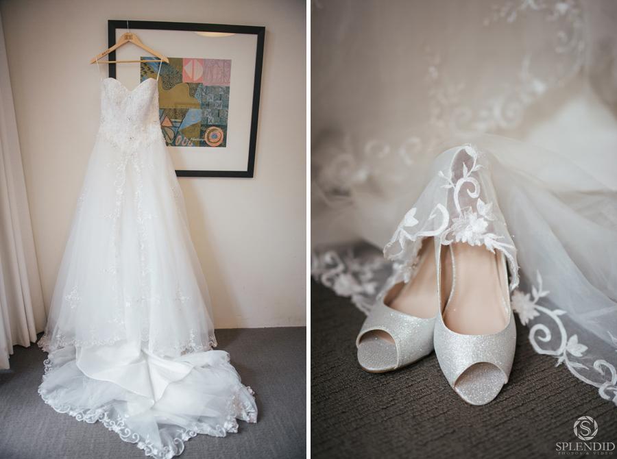 Bardali Function Centre Wedding: Sheree & Rabin 10