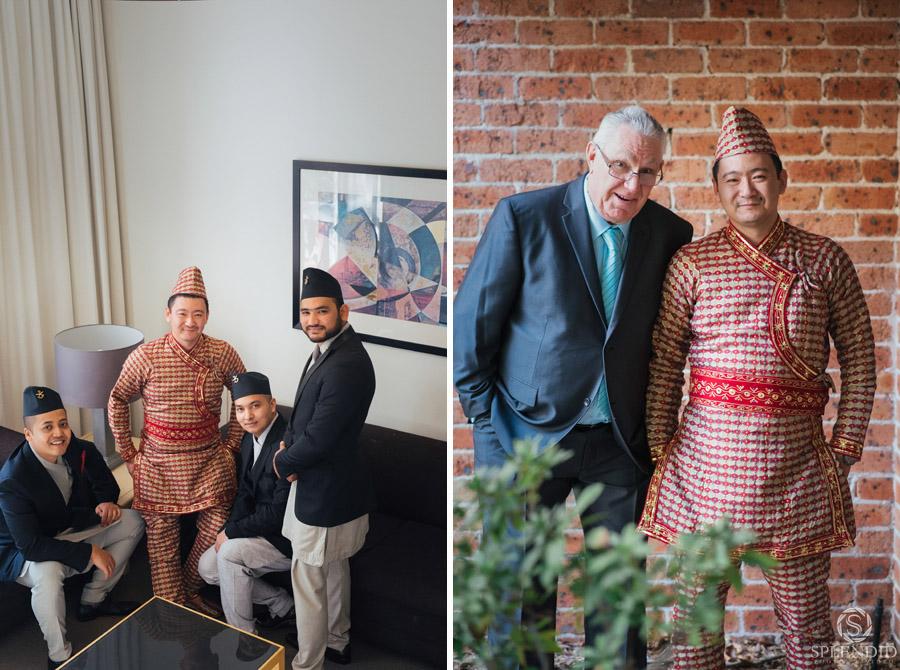 Bardali Function Centre Wedding: Sheree & Rabin 7