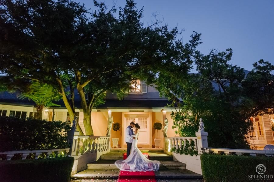 Oatlands House Wedding: Julie and Mark - 1