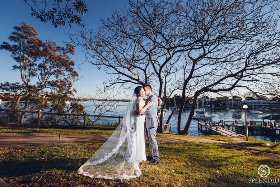 Dockside Wedding - Diane & Royce 1