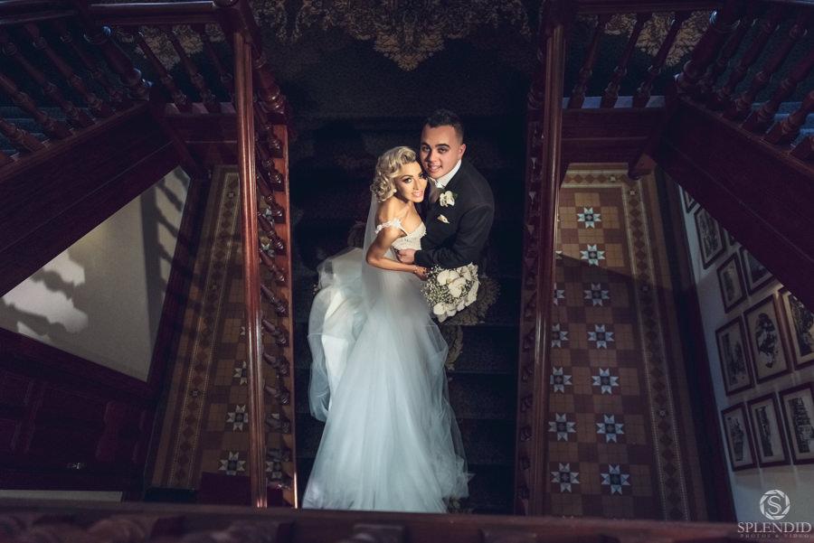 Curzon Hall Wedding: Daniella & Sean 1