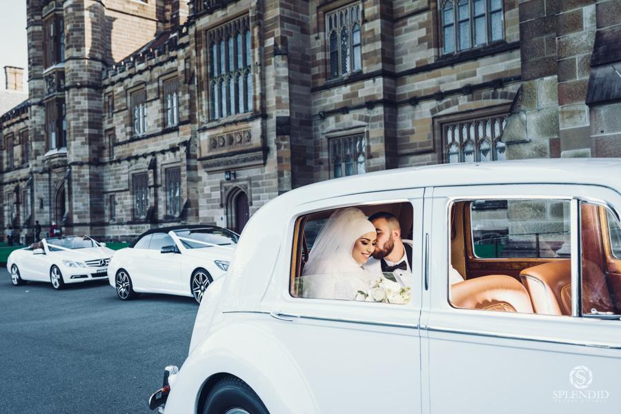 Sydney Wedding - Rania & Khoder 1