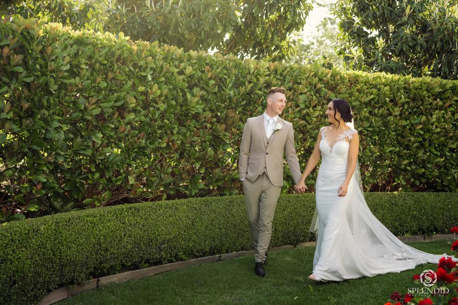 Miramare Gardens Wedding - Brodie & Joshua 1