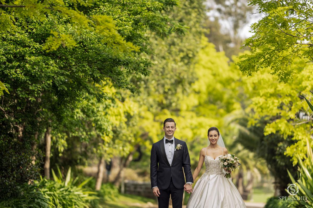 Sydney Oatlands House Wedding - Catherine & Mathew 1