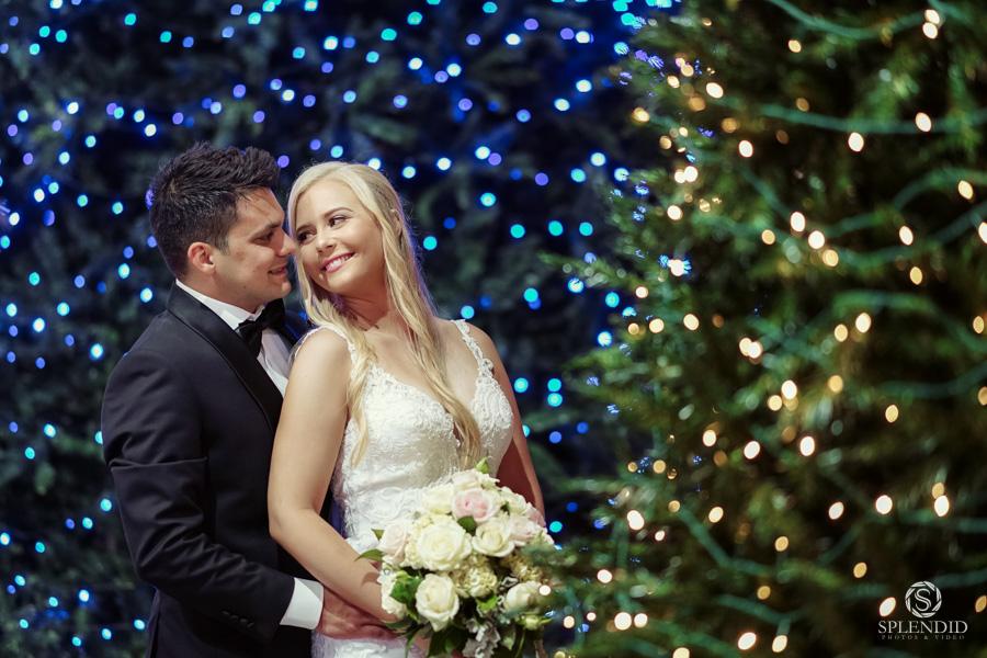 Le Montage Wedding - Kristen & Daniel 1
