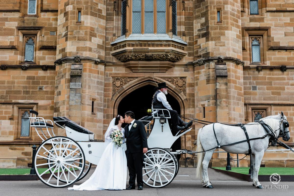University of Sydney Wedding