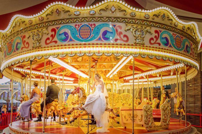Luna Park Wedding Photography