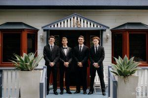 Sydney Curzon Hall Wedding - Zoe & Tristan 10