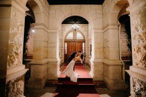 Sydney Curzon Hall Wedding - Zoe & Tristan 3