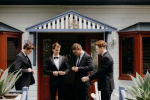 Sydney Curzon Hall Wedding - Zoe & Tristan 9