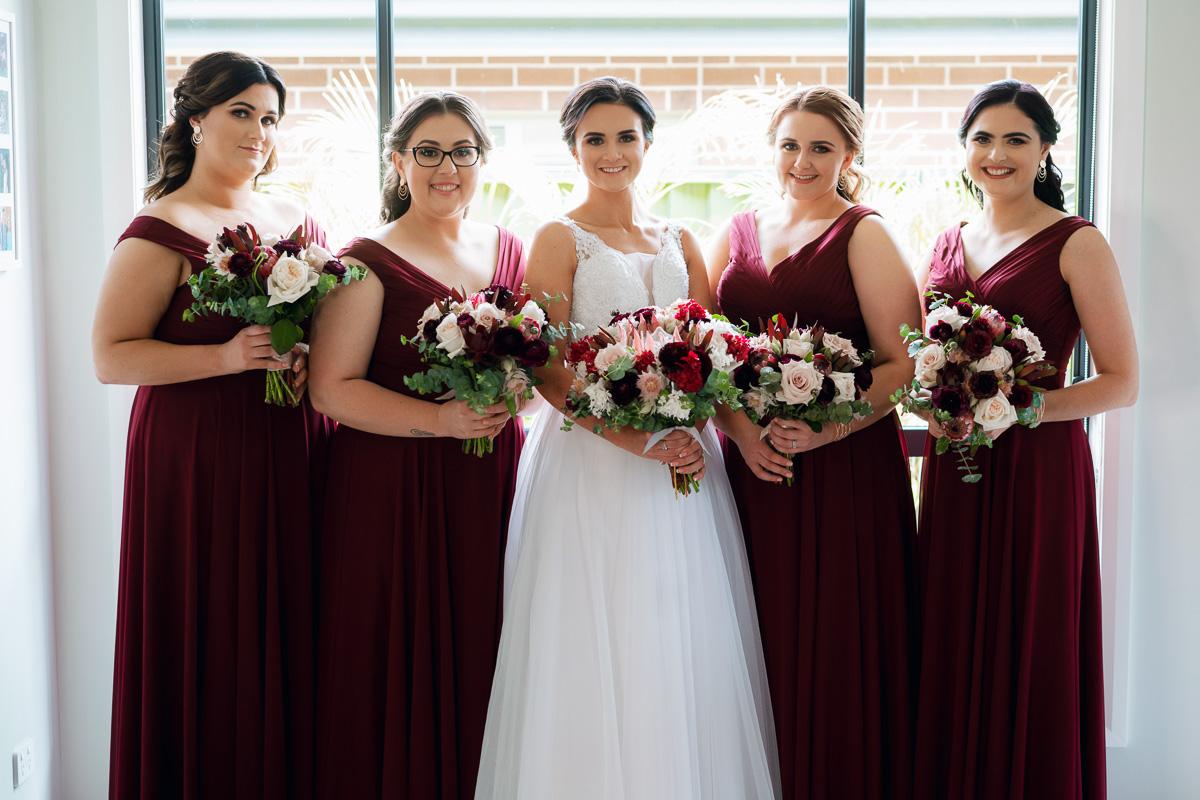 Sergeante Mess Wedding - Bryce & Megan 8