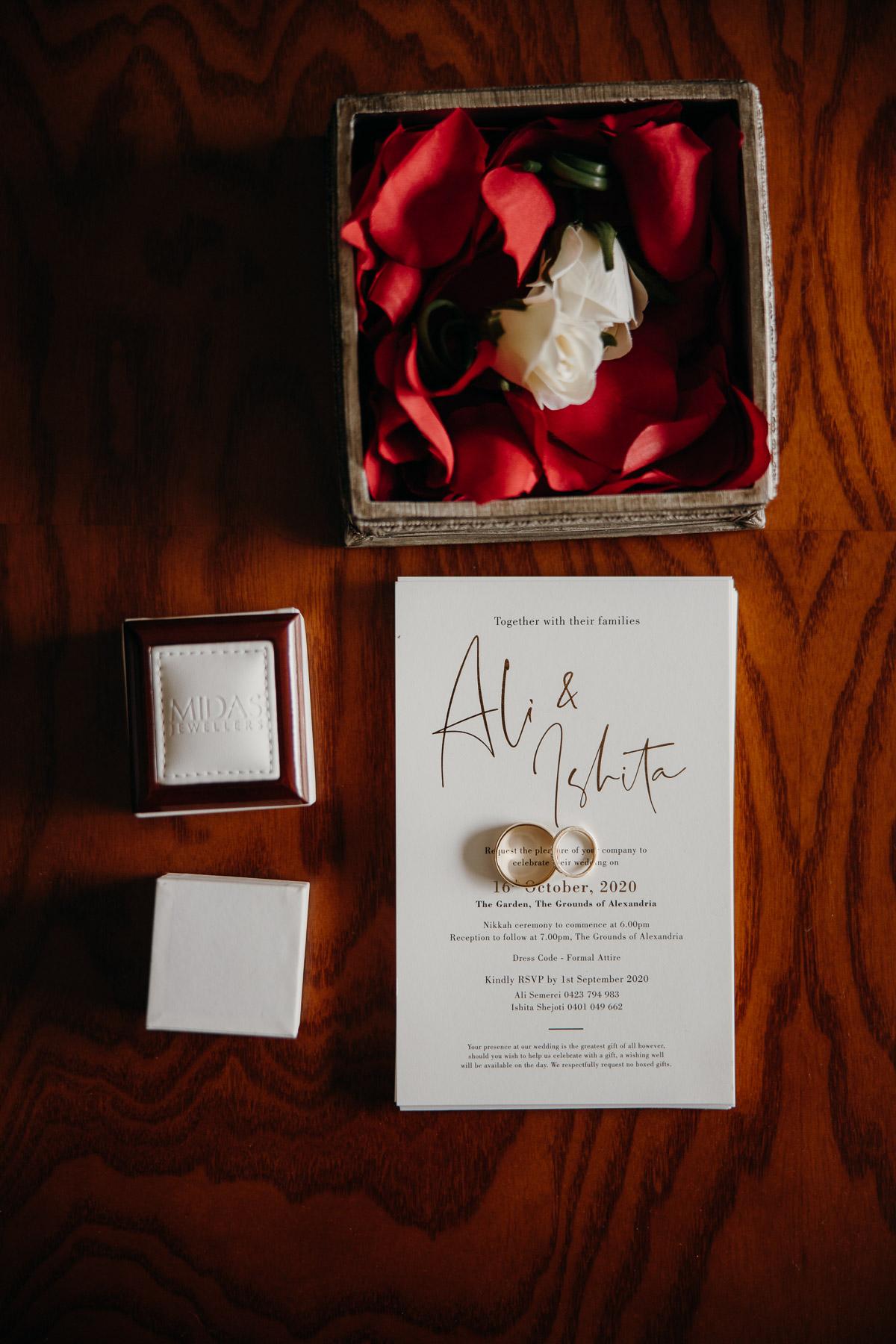 The Grounds Wedding for Ali & Ishita 6