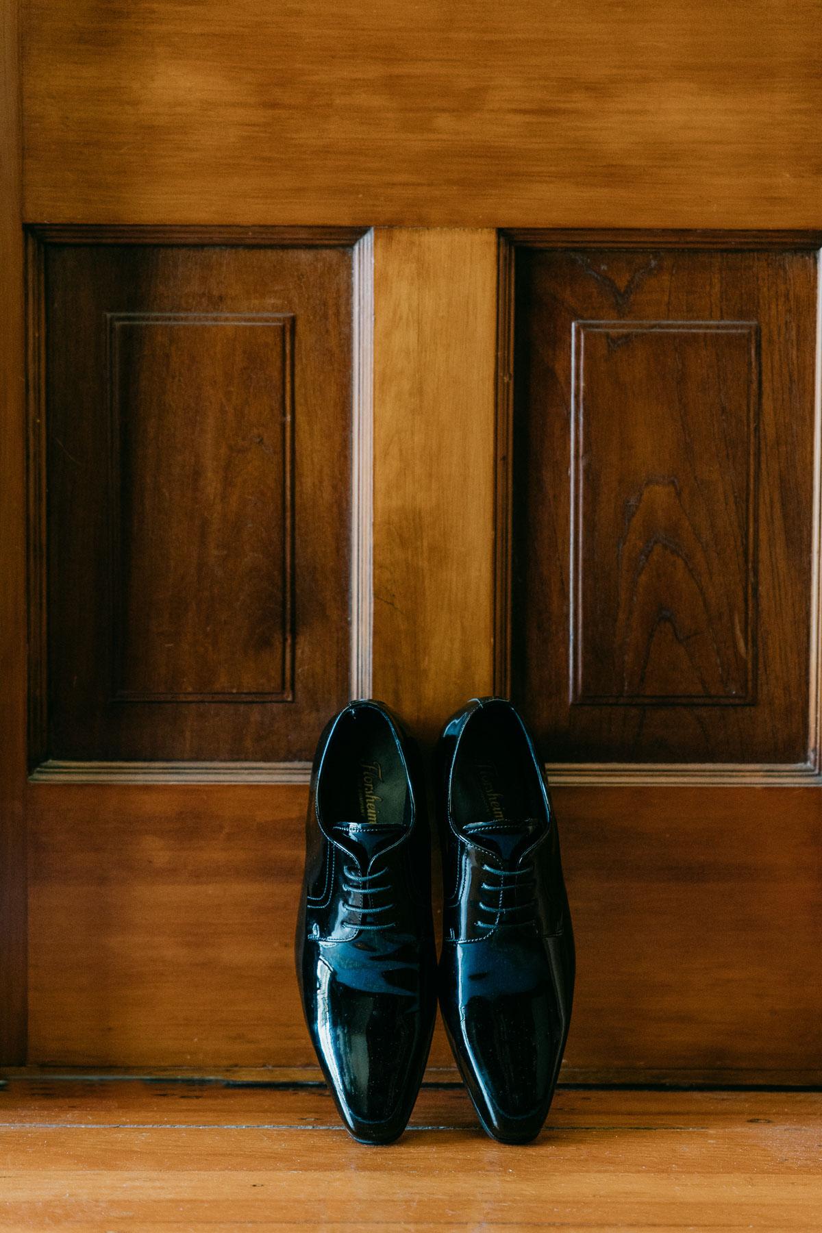 Curzon Hall Wedding: Phil & Claudia 5