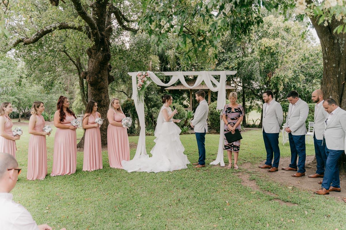 Mindaribba House Wedding - Daniel & Lauren 9