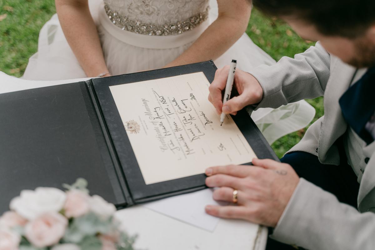 Mindaribba House Wedding - Daniel & Lauren 10