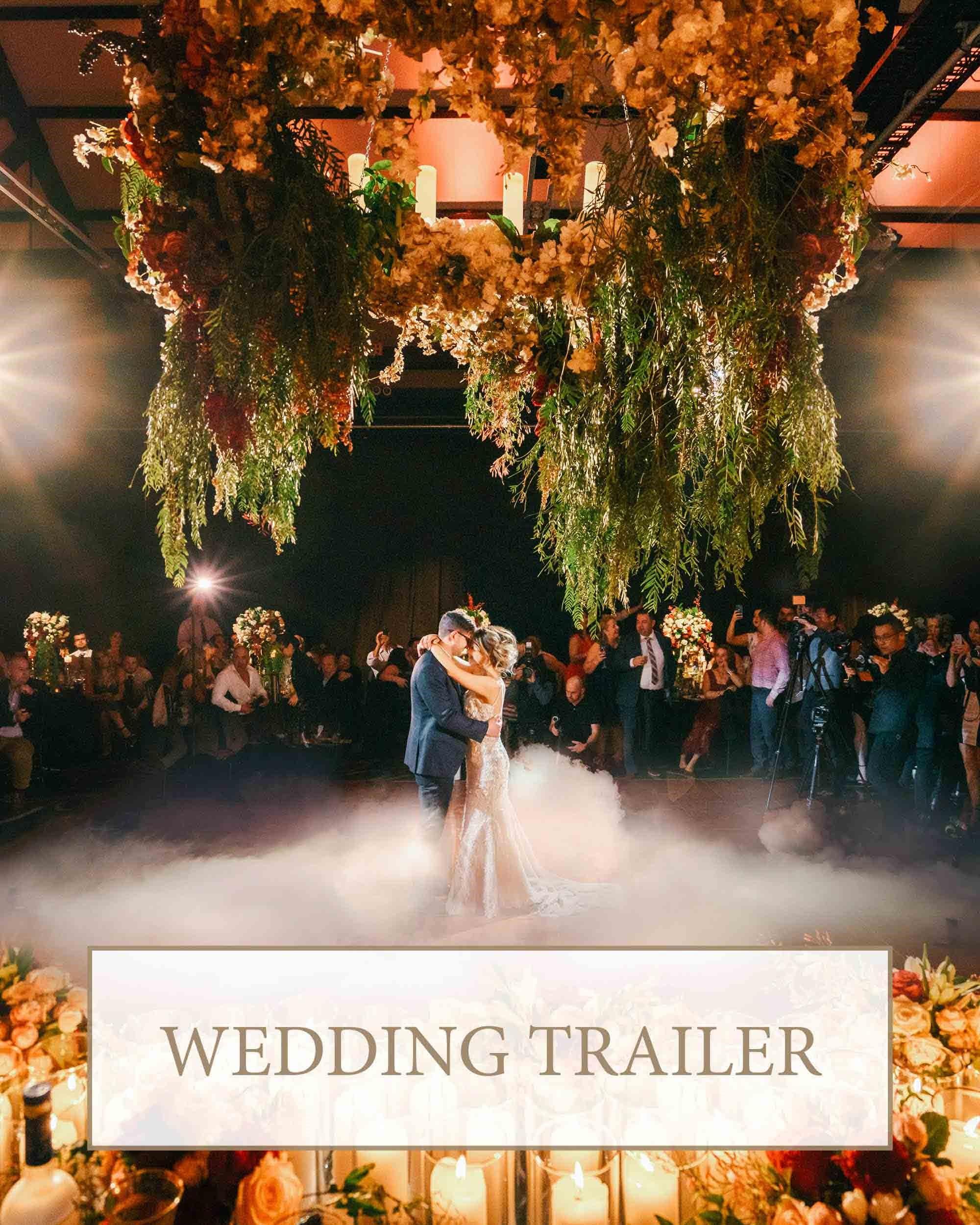 Sydney Wedding Trailer