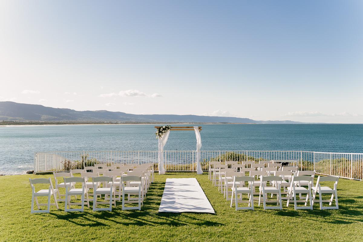 City Beach Function Centre Wedding: Ashleigh & Chad 10