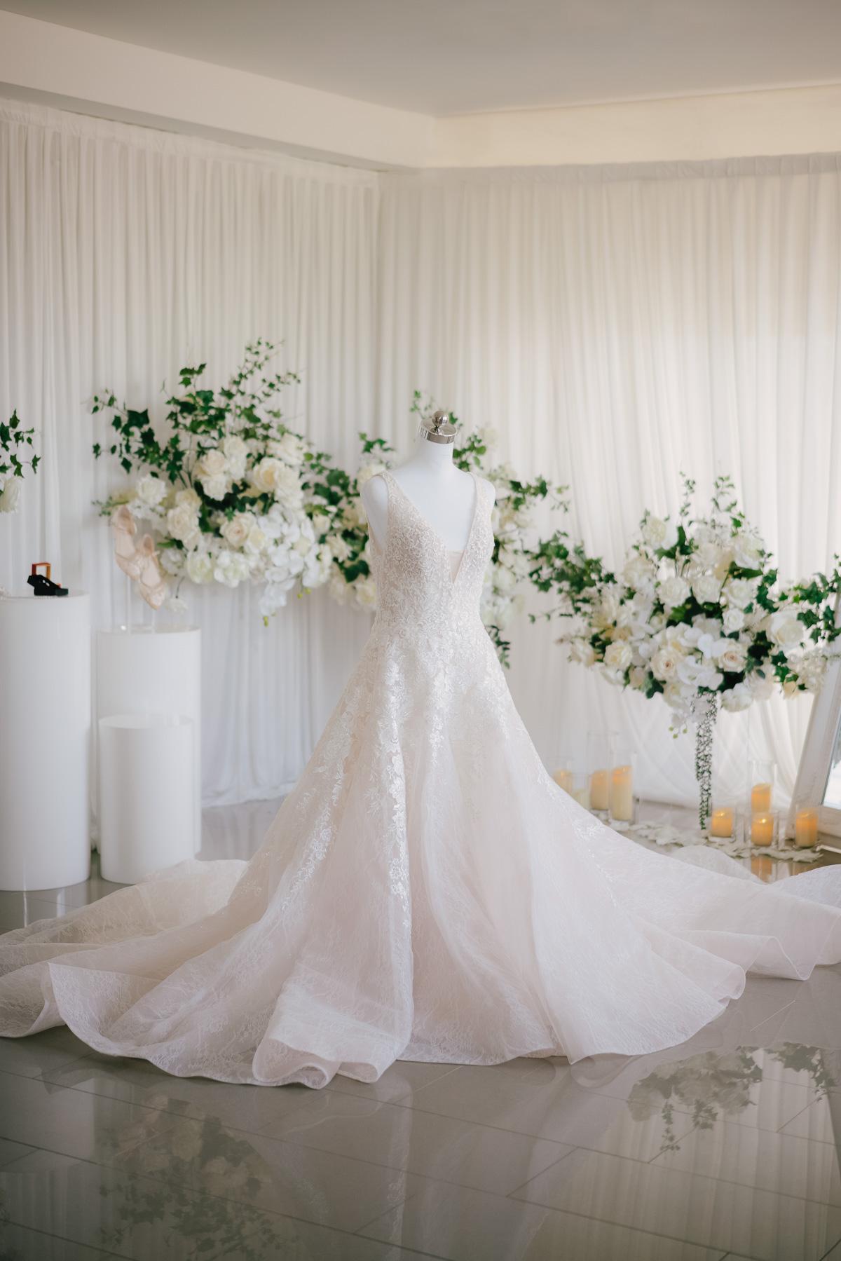 Curzon Hall Wedding: Aleksandra & Ahmed 4