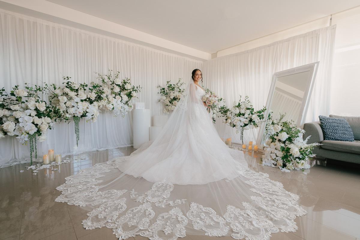 Curzon Hall Wedding: Aleksandra & Ahmed 8