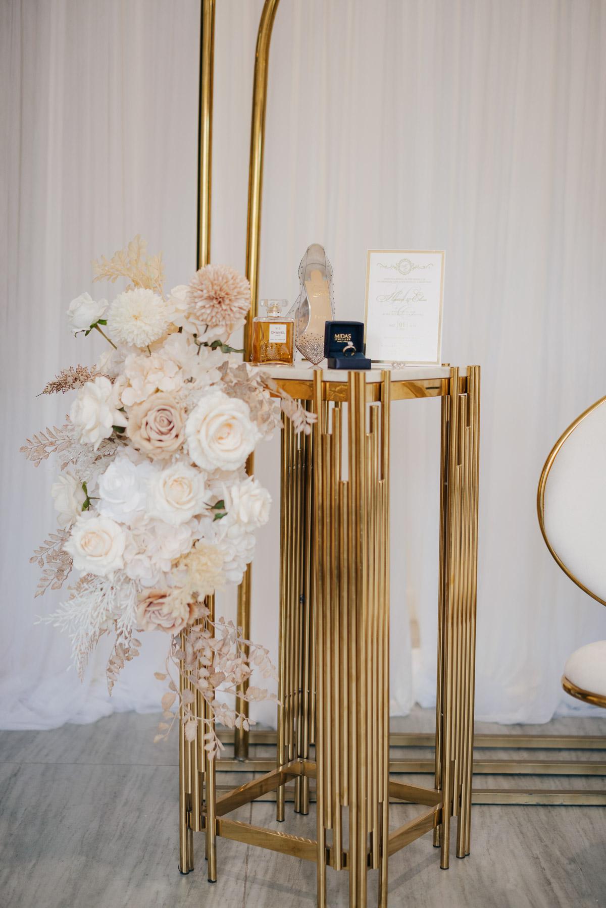 Le Montage Wedding: Elisa & Hasan 3