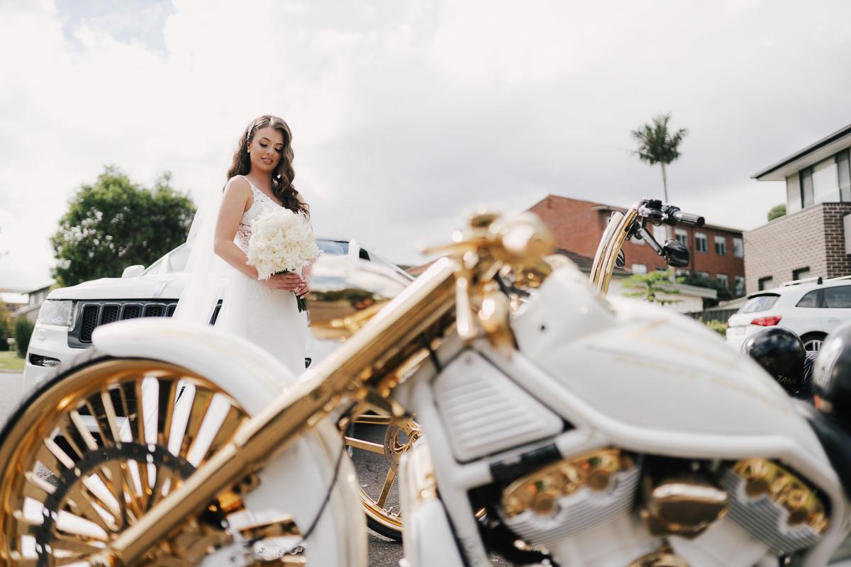 Le Montage Wedding: Elisa & Hasan 8