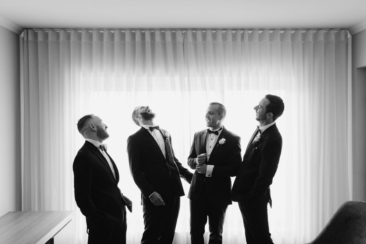 Intercontinental Wedding: Karly & Adam 5