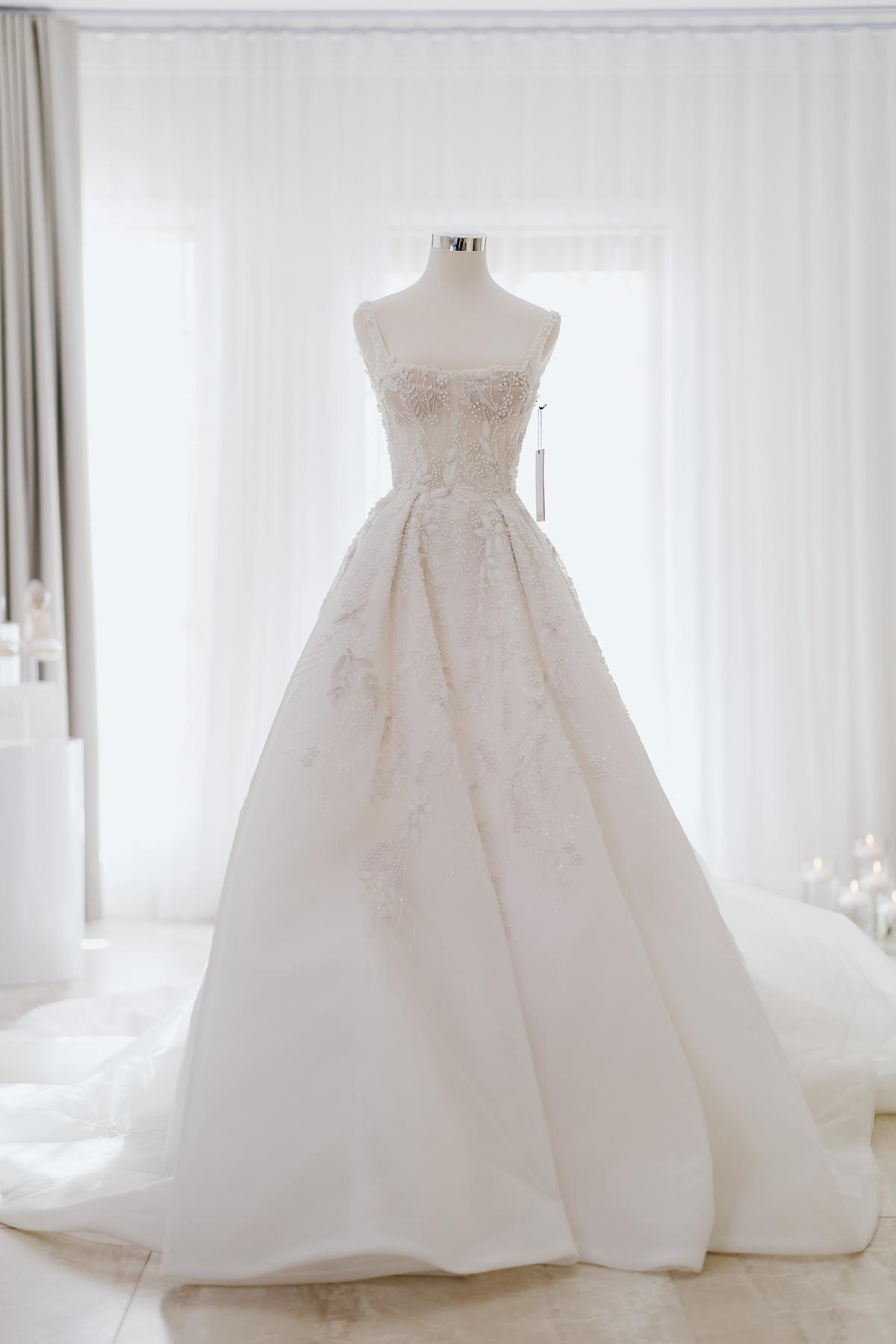 Le Montage Wedding - Jessica & Mark 8